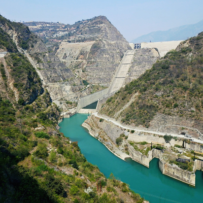 Attractions Tehri Dam