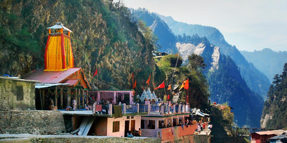 Yamunotri | Char Dham | Uttarakhand Tourism